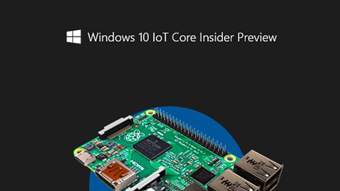Microsoft disponibiliza o Windows 10 IoT Core Preview build
